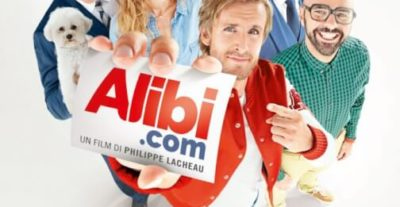 Alibi.com – Il poster ed il trailer italiano della nuova commedia di Philippe Lacheau