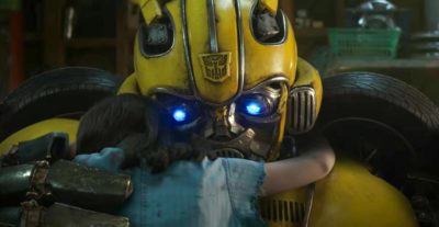 Bumblebee: due nuove clip tratte dal film