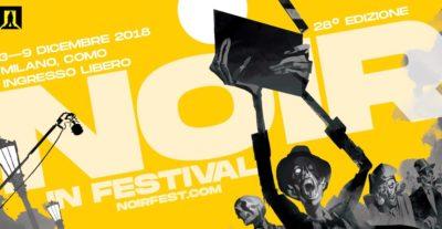 Noir in Festival 2018: ecco la lista dei venti romanzi da votare