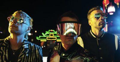 "I Muse annunciano il loro ""Simulation Theory World Tour 2019"", due le date italiane"