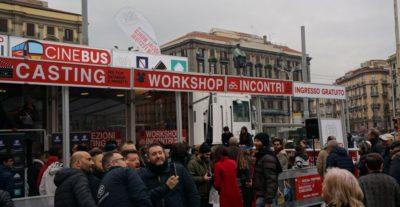 CineBus a Napoli: corti, casting e molto altro