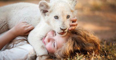 Mia e il leone bianco: trailer e poster del film