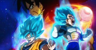 Nei cinema Dragon Ball Super: Broly. I fan in festa