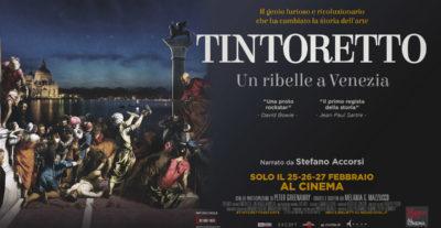 Tintoretto. Un ribelle a Venezia. Le proiezioni romane