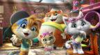 Da aprile l'amato cartone 44 Gatti in Home Video