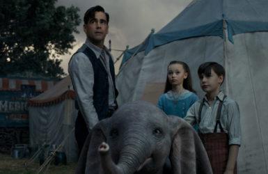 Dumbo secondo Tim Burton