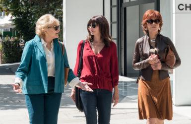 Book Club: Jane Fonda e Diane Keaton in una commedia bollente
