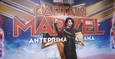 La nuova super eroina Captain Marvel: un messaggio per l'eguaglianza di genere