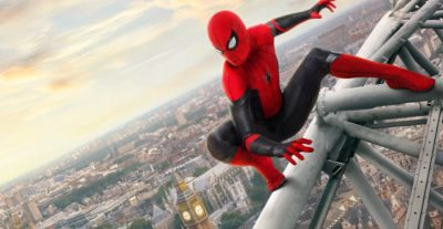 Spider Man – Far From Home: tre poster e il trailer