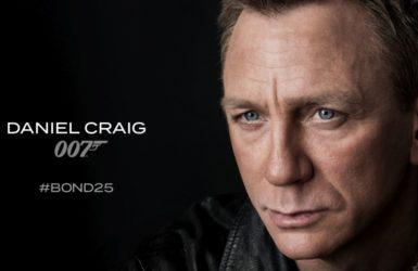 Primo video dal set in Giamaica di Bond 25
