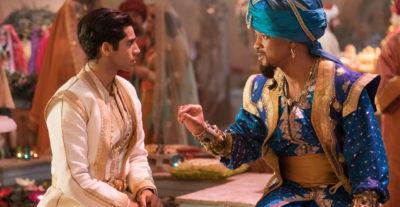 Aladdin, una fiaba senza tempo, da oggi al cinema