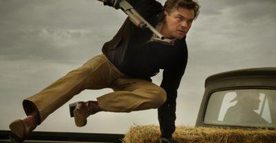 C'era una volta… a Hollywood, il poster con DiCaprio