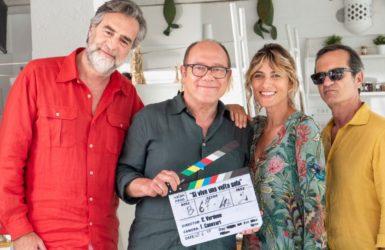 Iniziate le riprese del nuovo film di Carlo Verdone