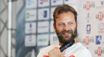 Alessandro Borghi: 'Non sarò Totti. Il calcio non mi interessa'