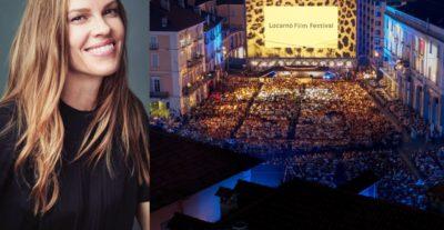 Locarno 72: il Leopard Club Award a Hilary Swank