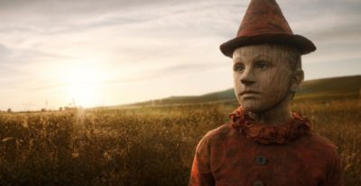 'Pinocchio' di Garrone: niente effetti speciali. Sarà nei cinema a Natale