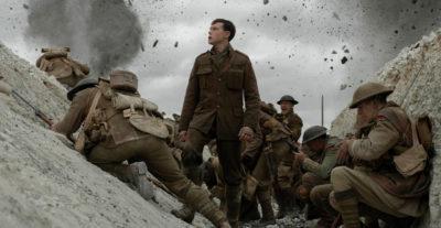 '1917', il nuovo film di Sam Mendes sulla Prima Guerra Mondiale