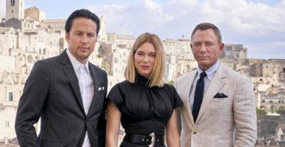 No Time to Die: le riprese di 007 continuano a Matera