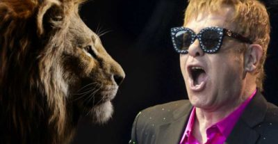 Il Re Leone: il remake live action ha profondamente deluso Elton John