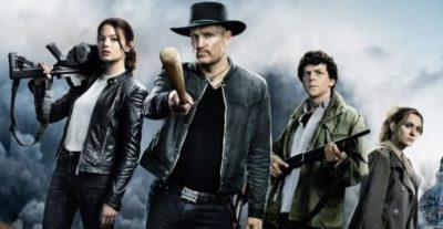 Zombieland – Doppio Colpo, ecco il trailer italiano del nuovo film con Woody Harrelson e Emma Stone