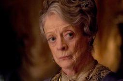 Maggy Smith e i segreti di Downton Abbey