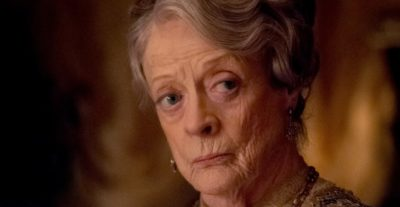 Maggy Smith e i segreti di Downton Abbey
