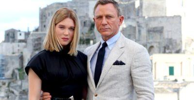 Ecco il trailer ufficiale di  'No Time To Die', il nuovo 007
