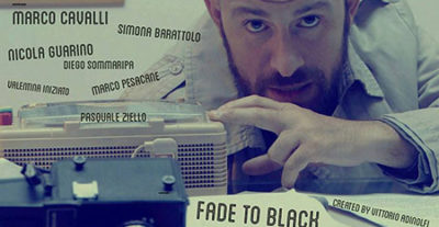 Fade To Black, prima web serie italiana su Amazon e Prime Video Usa e Uk