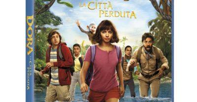 Dora e la Città Perduta: in DVD e Blu-Ray