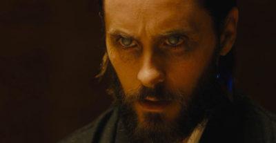 Morbius, ecco il primo trailer italiano