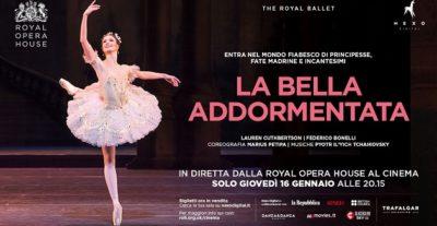 La Bella addormentata della Royal Opera House, negli Uci Cinemas il 16 gennaio