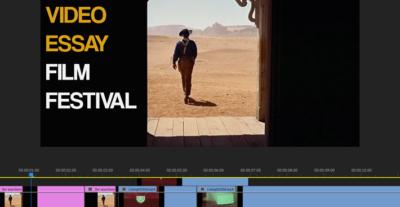 Al via la prima edizione del video essay film festival dal 12 febbraio al 29 marzo