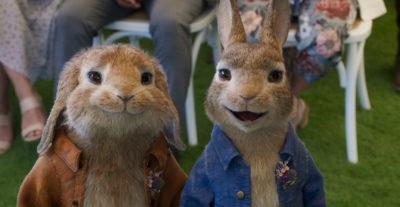 Peter Rabbit 2: Un birbante in fuga, nuovo trailer italiano