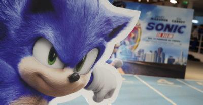 Sonic vs Filippo Tortu, il video