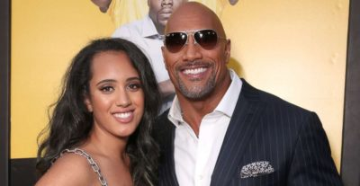 Simone Johnson (figlia di The Rock) inizia ad allenarsi al WWE Performance Center