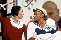 Popeye, il primo film con Robin Williams usciva nelle sale quarant'anni fa