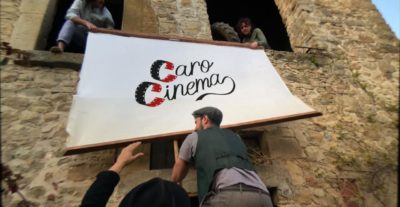 Caro Cinema, martedì 5 maggio in diretta su facebook la presentazione del progetto