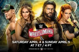 "WWE, ""Too Big For Just One Night"": ecco la match card da sogno di WrestleMania 36"