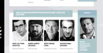 Sergio Castellitto vince in Canada il Premio come Miglior Attore non Protagonista