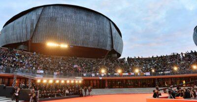 Festival del Cinema di Roma, dal 15 al 25 ottobre la quindicesima edizione