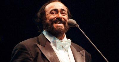 Stella postuma sulla Walk Of Fame per Luciano Pavarotti