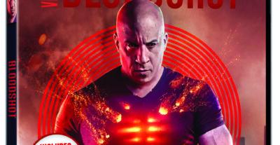 BLOODSHOT, da oggi in Dvd, Blu-ray, 4k UHD e Blu-ray Steelbook
