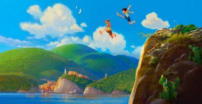 Luca, Il prossimo film Pixar,  porta gli spettatori sulle coste italiane