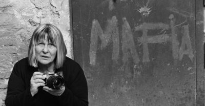 Letizia Battaglia Shooting the mafia, le clip del documentario nei cinema dal 16 luglio