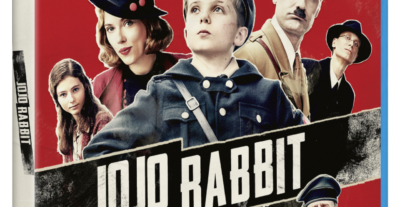 JoJo Rabbit disponibile in BluRay e DvD
