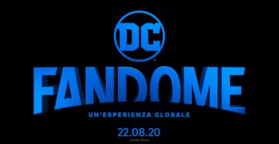 DC FanDome, il programma dell'evento