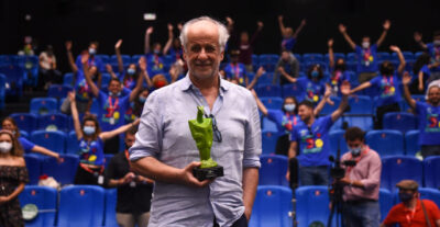Toni Servillo a #GIFFONI50