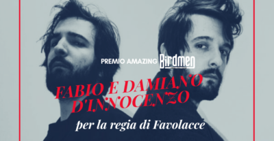 SEDICICORTO 2020 Celebra The Amazing Fratelli D'Innocenzo