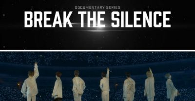 Break The Silence: The Movie, 10-13 settembre negli UCI cinemas