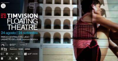 OLIVER STONE inaugurerà a Roma il 24 agosto il TIMVISION Floating Theatre